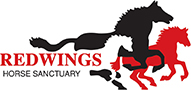 Redwings Horse Sanctuary and Equine Veterinary Centre logo
